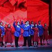 «Есть только миг»: праздничный концерт в честь столетия комсомола состоялся во Дворце Республики