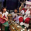 Рождество в пандемию: в США дети не смогут посидеть на коленях у Санта-Клауса – его посадят за стекло