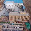 В Китае офисное здание сдвинули на 25 метров из-за строящейся дороги
