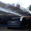 Циклон «Эберхард» бушует в Германии: порывы ветра до 140 км/ч