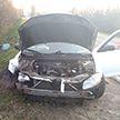 ДТП в Браславском районе: водитель мотоблока погиб после столкновения с Dodge