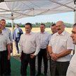 Лукашенко рассчитывает, что урожайность в этом году составит 10,5 млн тонн зерна