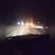 В Башкирии мощный снежный циклон привел к коллапсу на дорогах (ВИДЕО)