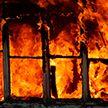 В Витебске при пожаре в коммуналке погиб мужчина