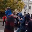 МВД: 19 протестных акций зафиксировано в Беларуси 25 октября