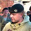 Испытания на право ношения чёрного берета для бойцов ОМОНа прошли в Гомеле