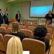 В Академии управления начали проводить тренинги по ведению диалога с аудиторией