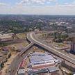 В Витебске завершена масштабная реконструкция Полоцкого путепровода