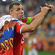 Сборная России по футболу одержала крупнейшую победу в своей истории