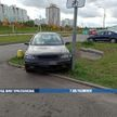Смертельное ДТП в Минске: авто врезалось в осветительную мачту, водитель погиб