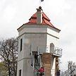 «Каменный цветок» в Гольшанах: открылась музейная экспозиция в северной башне бывшей резиденции Сапегов. Только взгляните!