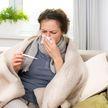 Врач рассказал, как отличить коронавирус от гриппа