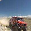 Экипаж Сергея Вязовича стал вторым в зачете грузовиков на престижном ралли «Шелковый путь»