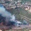 В окрестностях Иерусалима горит лесной массив