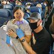 Зашла одна, вышла с ребенком. Женщина родила в самолете – удивительная, реальная история!