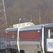 Впервые за 10 лет из Южной Кореи в Северную отправился поезд
