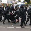 Выселение дома в Берлине переросло в настоящую бойню