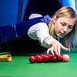 Бильярдистка Яна Шут не знала равных в категории «Пул-10» на чемпионате Европы по пулу