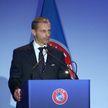 Александер Чеферин переизбран на посту президента УЕФА