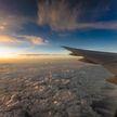 Названы самые безопасные места во время крушения самолета
