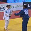 Марина Слуцкая взяла серебряную медаль на Гран-при по дзюдо в Будапеште