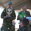 Золото завоевали белорусские военные на конкурсе «Снайперский рубеж»