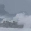Тайфун «Соулик» надвигается на Корейский полуостров