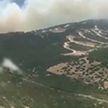 Лесной пожар бушует в Испании