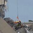 В Генуе обрушился автомобильный мост: операция по спасению людей не прекращается