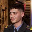 В Минске наградили сотрудников Департамента охраны, которые спасли девушку от суицида