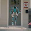 Без очередей на почте. Посылки к двери будут доставлять роботы-курьеры (ВИДЕО)