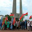 Республиканский автопробег ко Дню единства. Как встречали участников в Витебске?