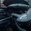Водитель «Газели» умер за рулём и врезался в Audi в Минске