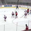 В регулярном чемпионате НХЛ команда New Jersey Devils одержала победу в очередном матче
