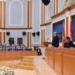 Семь этапов сценария по уничтожению Беларуси. Лукашенко рассказал о замыслах оппонентов на встрече с политактивом страны
