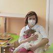 «Это оборудование им просто жизненно необходимо»: Борисовскому дому ребёнка передали аппараты ИВЛ