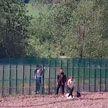 Группа нелегальных мигрантов из Ирака пыталась пересечь белорусскую границу