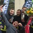 Белорусские спасатели самые быстрые и выносливые в Европе