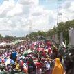 Более 40 человек погибли в давке на церемонии прощания с президентом Танзании