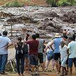 Жертвами прорыва дамбы в Бразилии стали 99 человек