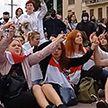 Факты о бело-красно-белой символике и гимнах протестов, о которых следует задуматься