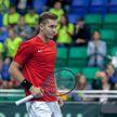 Егор Герасимов пробился в основную сетку теннисного турнира в Кельне