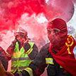 Транспортная забастовка из-за пенсионной реформы продолжается во Франции
