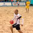 Сборная Беларуси по пляжному футболу обыграла французов на этапе Евролиги в Италии