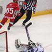 XV Рождественский турнир любителей хоккея: команда Президента Беларуси разгромила соперников в своём стартовом матче