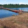 «Насторожило, как неуверенно она плывет». Сотрудники МЧС спасли тонущую женщину в Новополоцке