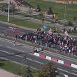Марш женщин и воскресный митинг: как прошли выходные в Минске