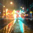 Стало известно, почему во время дождя на дорогах Минска появилась пена