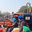 В столице Индии «тракторная демонстрация» закончилась беспорядками