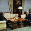 «Хотелось бы полной ясности». Александр Лукашенко встретился с главой «Роснефти» Сечиным